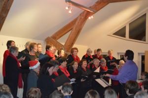 Concert de Noël organisé par le Comité